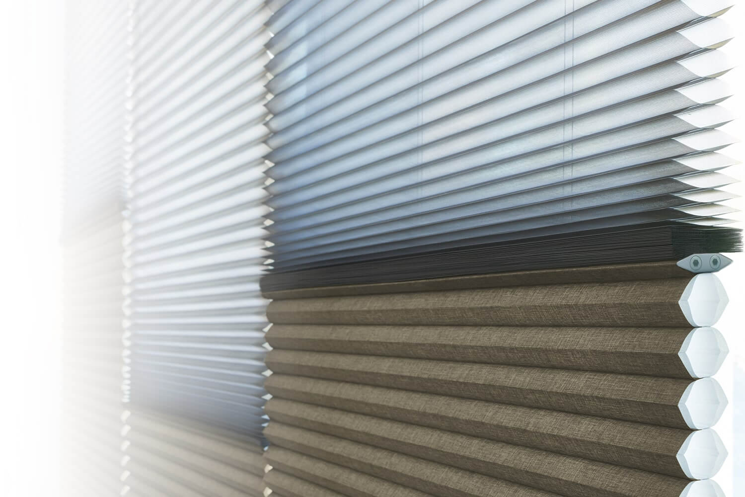 Window treatments are a great way to increase the energy efficiency and style of your home while helping you save money on your monthly utility bills.