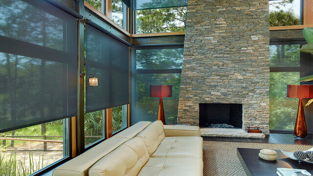 Motorized Window Treatments are continuing to grow in popularity as well as becoming more affordable. Talking to a Gotcha Covered design expert can help you find the perfect motorized system to fit within your connected home.