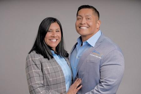 Dorian and Ana Landazuri, Owner and Design Consultant
