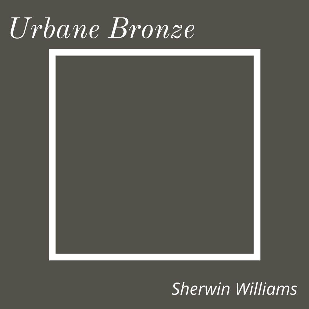 Look for Urbane Bronze to become the new neutral color choice in accessories, furnishings, and window treatments.