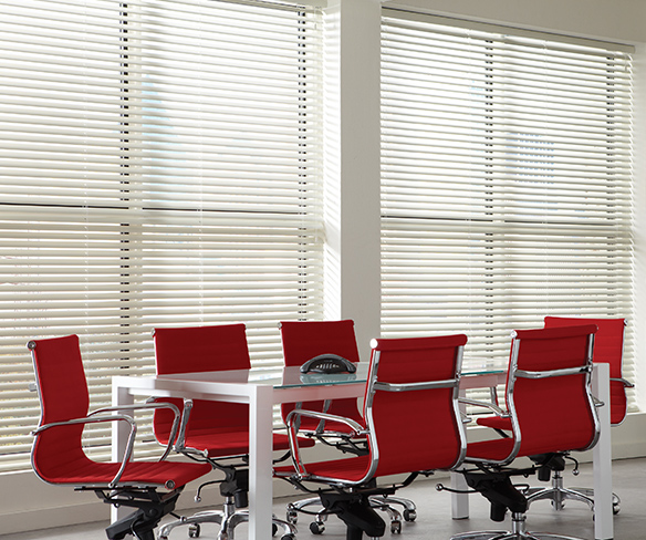 <p>Dining room blinds </p>