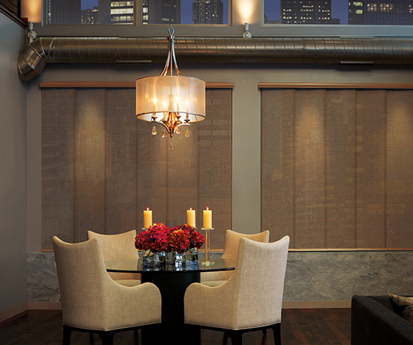 Dining room panels