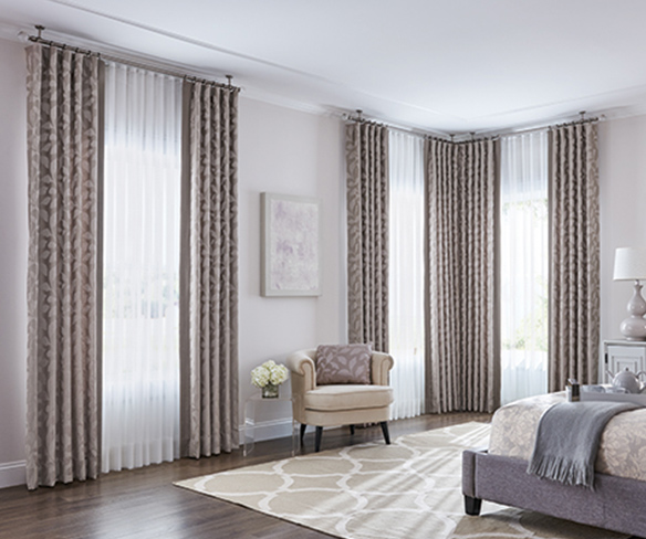 Drapery & Curtains | Window Treatments