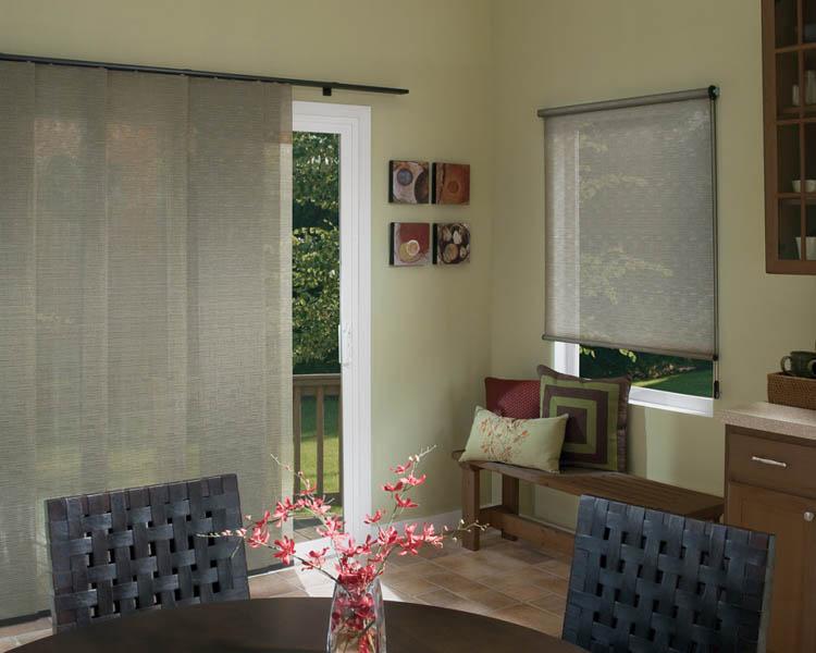 idea gallery - Sliding Glass Door Curtains In Kitchen. Sliding Simple Sliding